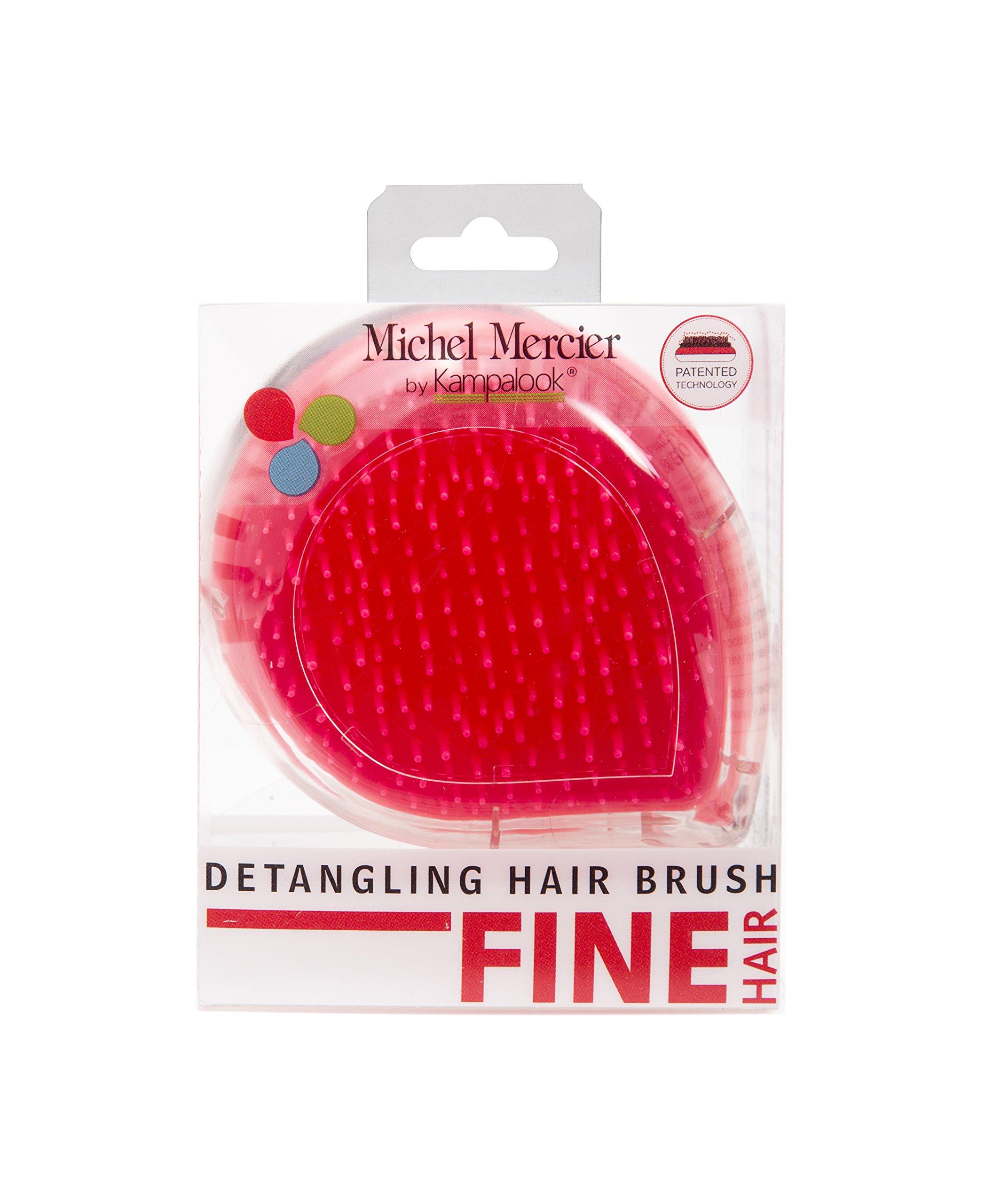 Michel Mercier Travel Size Detangling Brush (Fine Hair) by Michel Mercier (Image #6)
