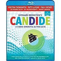 Leonard Bernstein - Leonard Bernstein'S Candide In Concert [Italia]