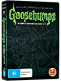 Goosebumps Complete Series Exclusive Collection - Seasons 1 - 4 (DVD All 74 Episodes)
