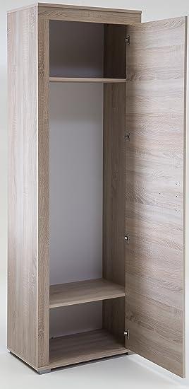 Vestibule Armoire Couloir Armoire Armoire Penderie Chene Brut Sonoma