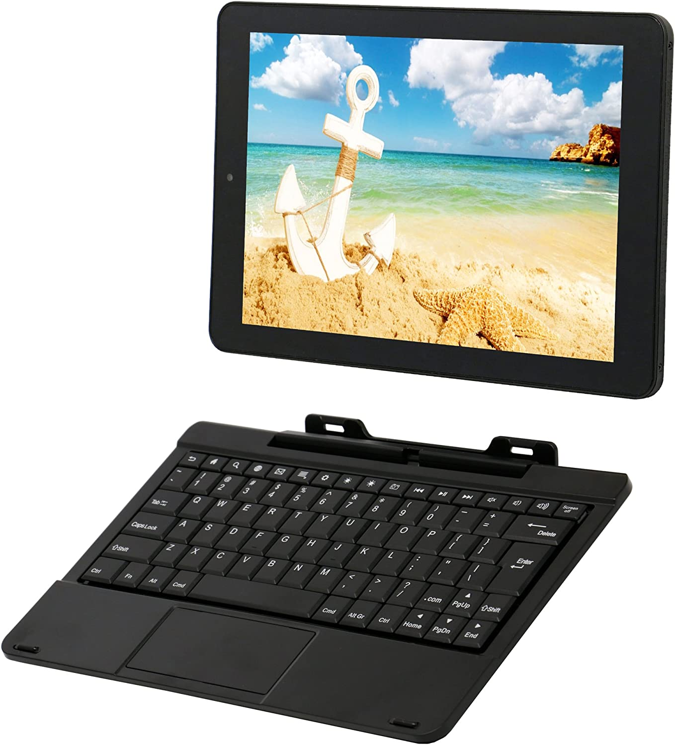 Amazon.com: RCA Viking Pro - Tablet 2 en 1 de 10 pulgadas ...