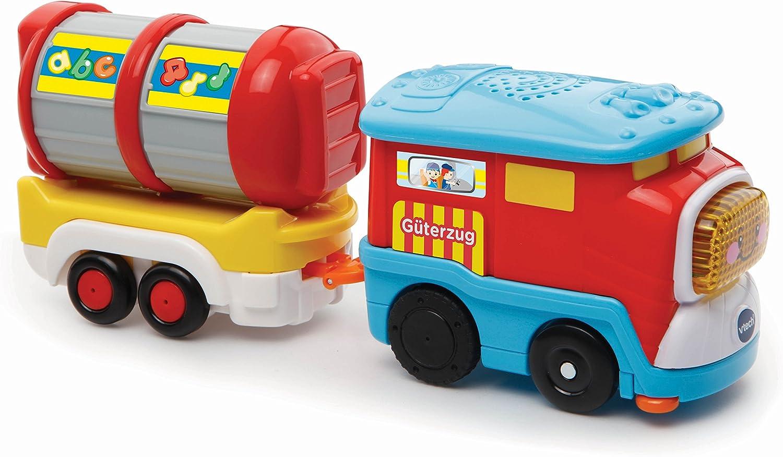 VTech - Juguete «Tren de mercancías autorizadas»