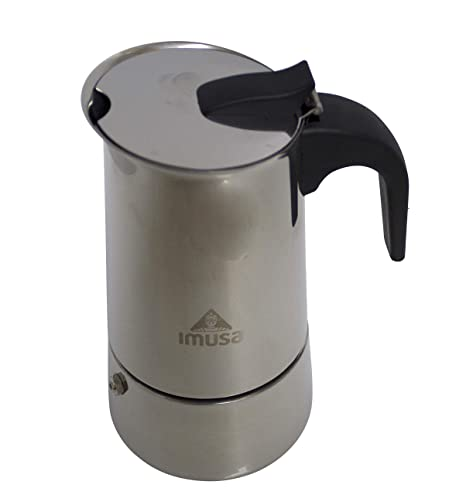 Amazon.com: IMUSA - Taza de café de acero inoxidable ...