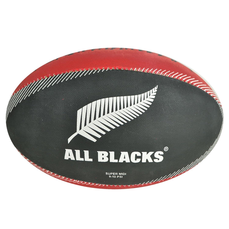Gilbert Ballon Rugby All Blacks Supporter - Super Midi 5024686282647
