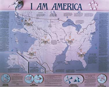 I AM America United States Earth Changes Map