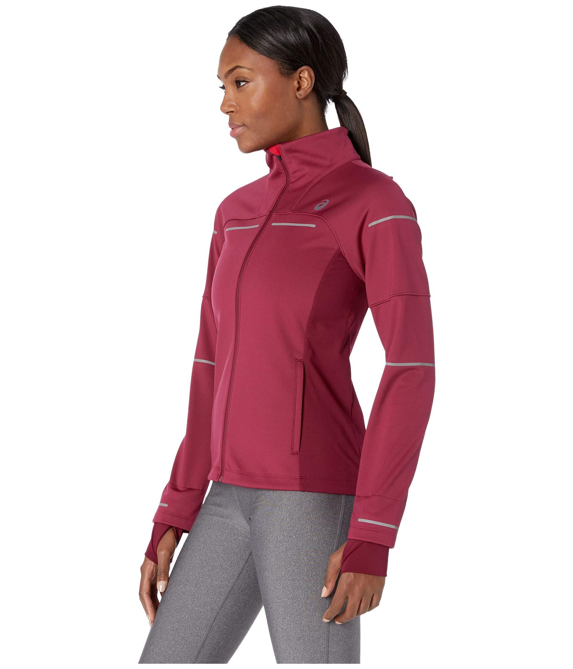 ASICS Lite-Show Winter Jacket, X-Small, Cordvan by ASICS (Image #3)