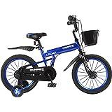 Lanq HUMMER Kids bike Children Bikes,12 16 18 Inch with Training Wheels Children BicyclesBicycle