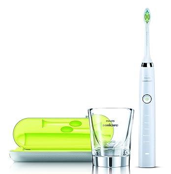 Philips Sonicare DiamondClean HX9331/04 cepillo eléctrico para dientes Adulto Cepillo dental sónico Blanco -
