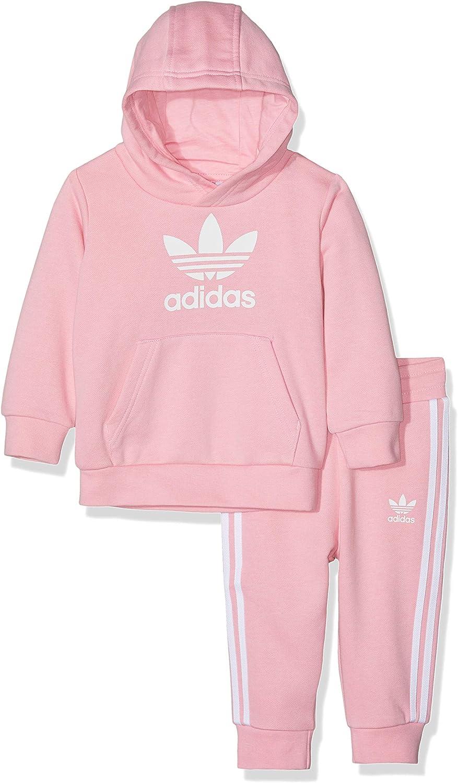 adidas Unisex Baby Trefoil Hoodie Sweatshirt