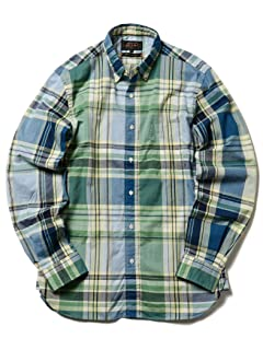 Big Check Buttondown Shirt 11-11-5196-139
