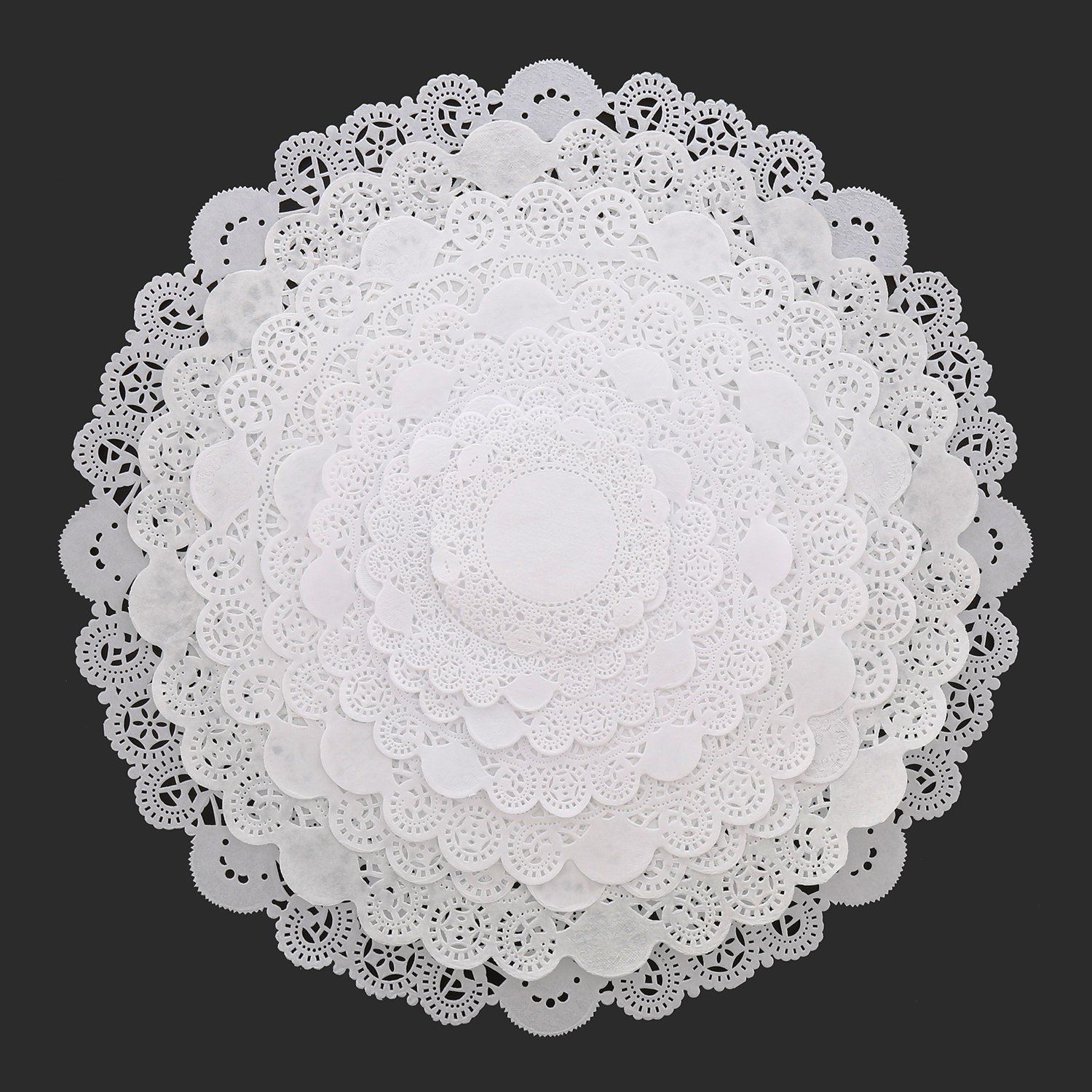 Royal 10'' Disposable Paper Lace Doilies, Case of 5000 by Royal (Image #5)