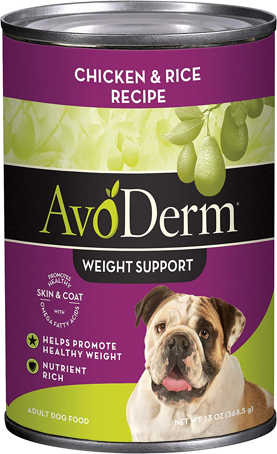 AvoDerm Weight Control Chicken and Rice Formula