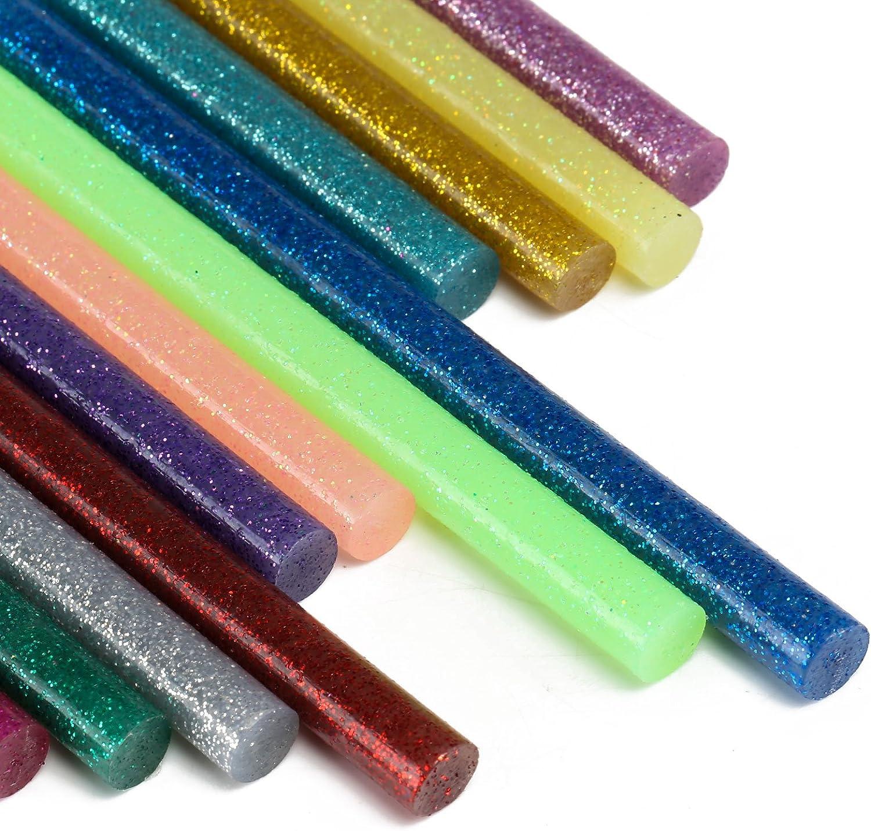160 mm Naler D/écorations de la F/ête Nationales 50 pcs Colle Thermofusible DIY Craft Artisanat Travail du Bois Plastique Kit de r/éparation 7 mm