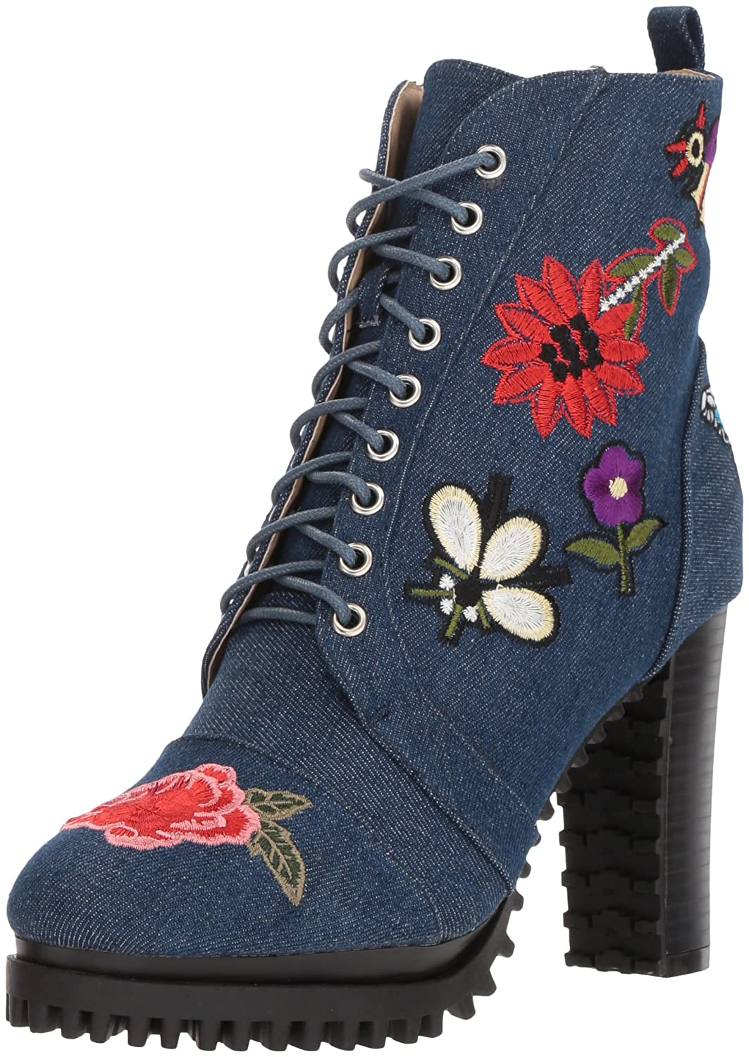 Penny Loves Kenny Womens Frank Combat Boot