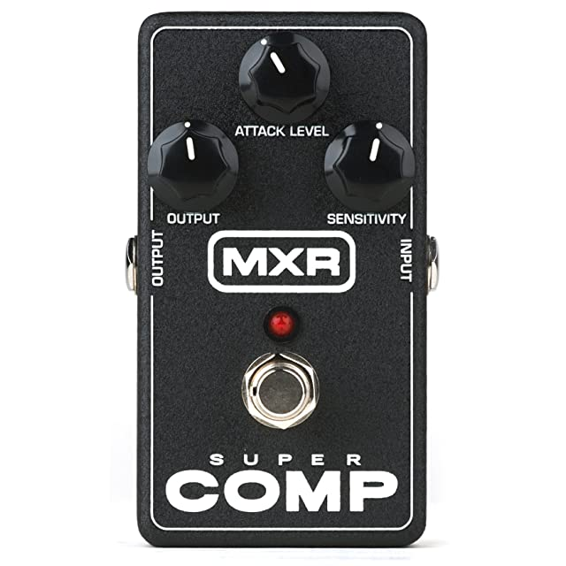 エフェクター画像 MXR M132 Super Comp Compressor