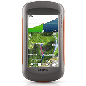 Garmin Montana 650 Waterproof Hiking GPS
