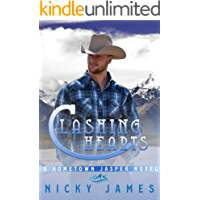 Clashing Hearts: An enemies to lovers, gay romance novel (A Hometown Jasper Novel)