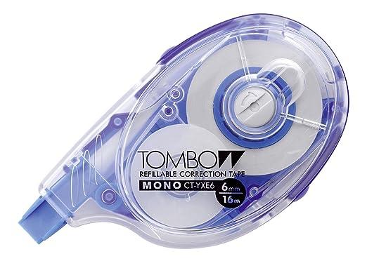 8 opinioni per Tombow PCT-YXE6 Correttore a Nastro Mono 16 M