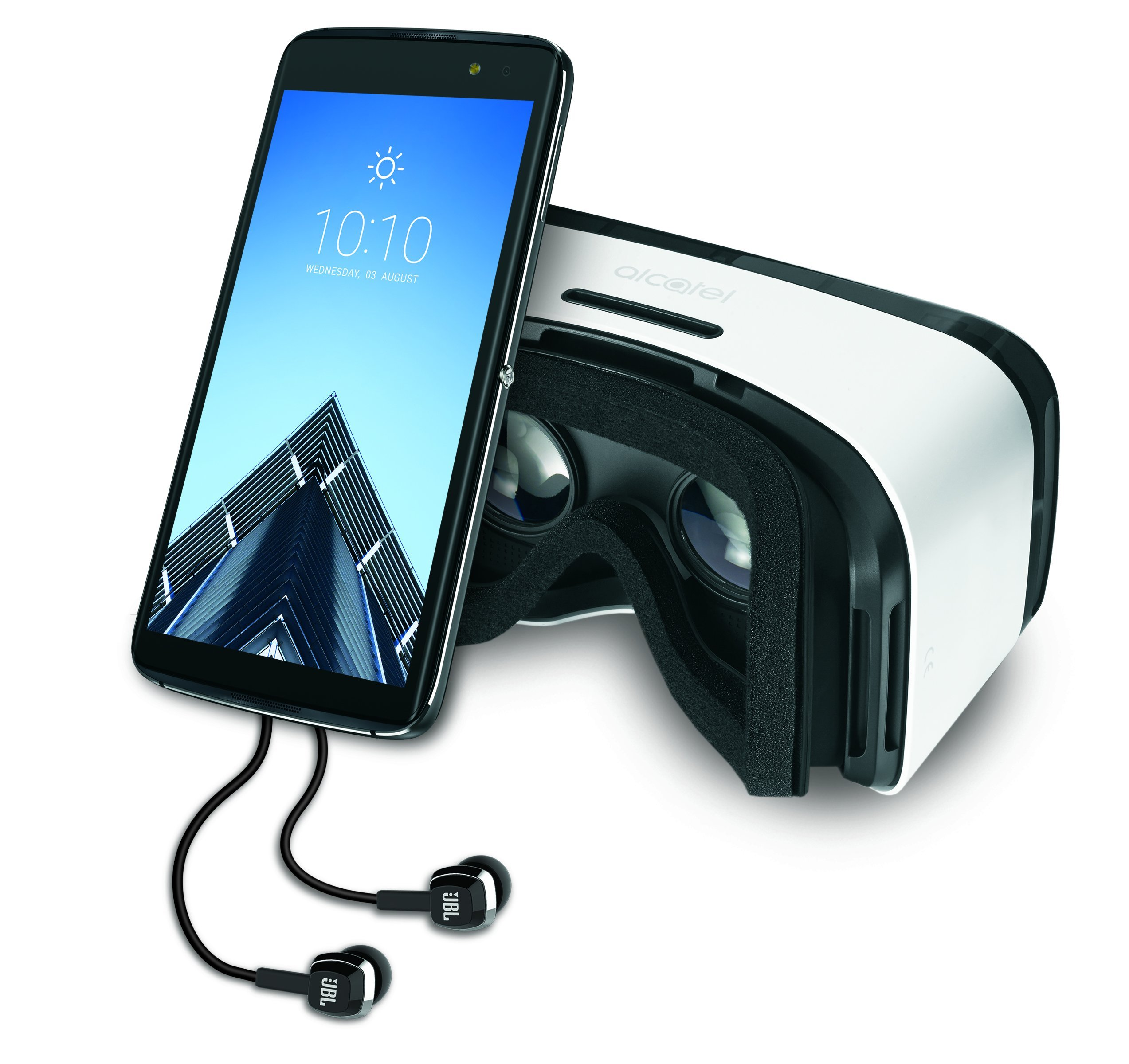 Alcatel IDOL 4S Unlocked 4G LTE Android Smartphone with VR