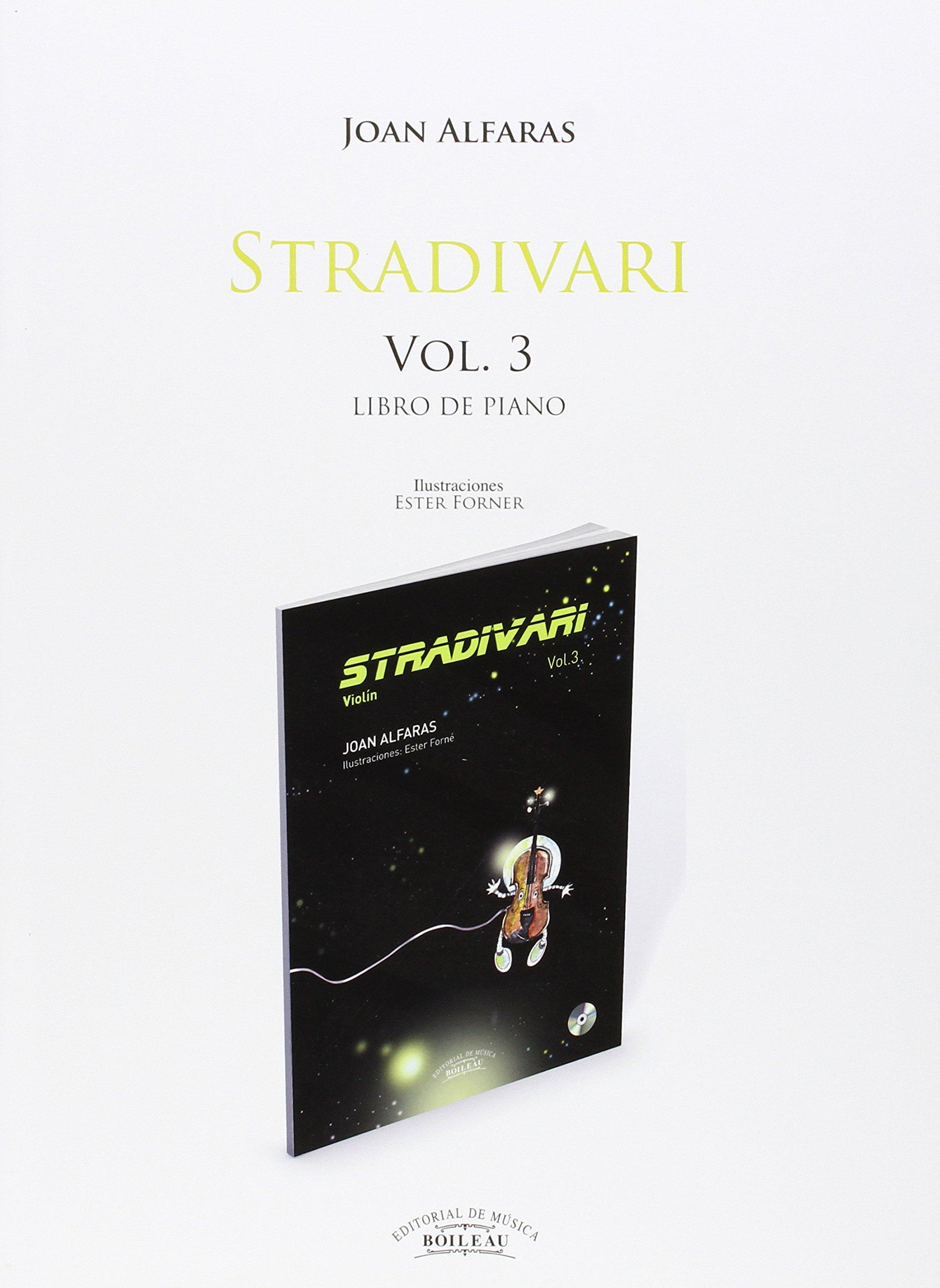 Stradivari - Violín y Piano 3