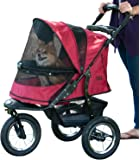 Pet Gear No-Zip Jogger Pet Stroller, Zipperless Entry