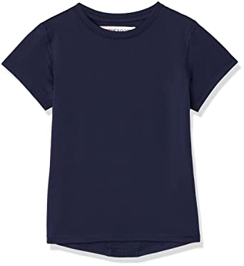 00bfd837fca6c RED WAGON Girl's Mesh Back Panel Sports T-shirt: Amazon.co.uk: Clothing