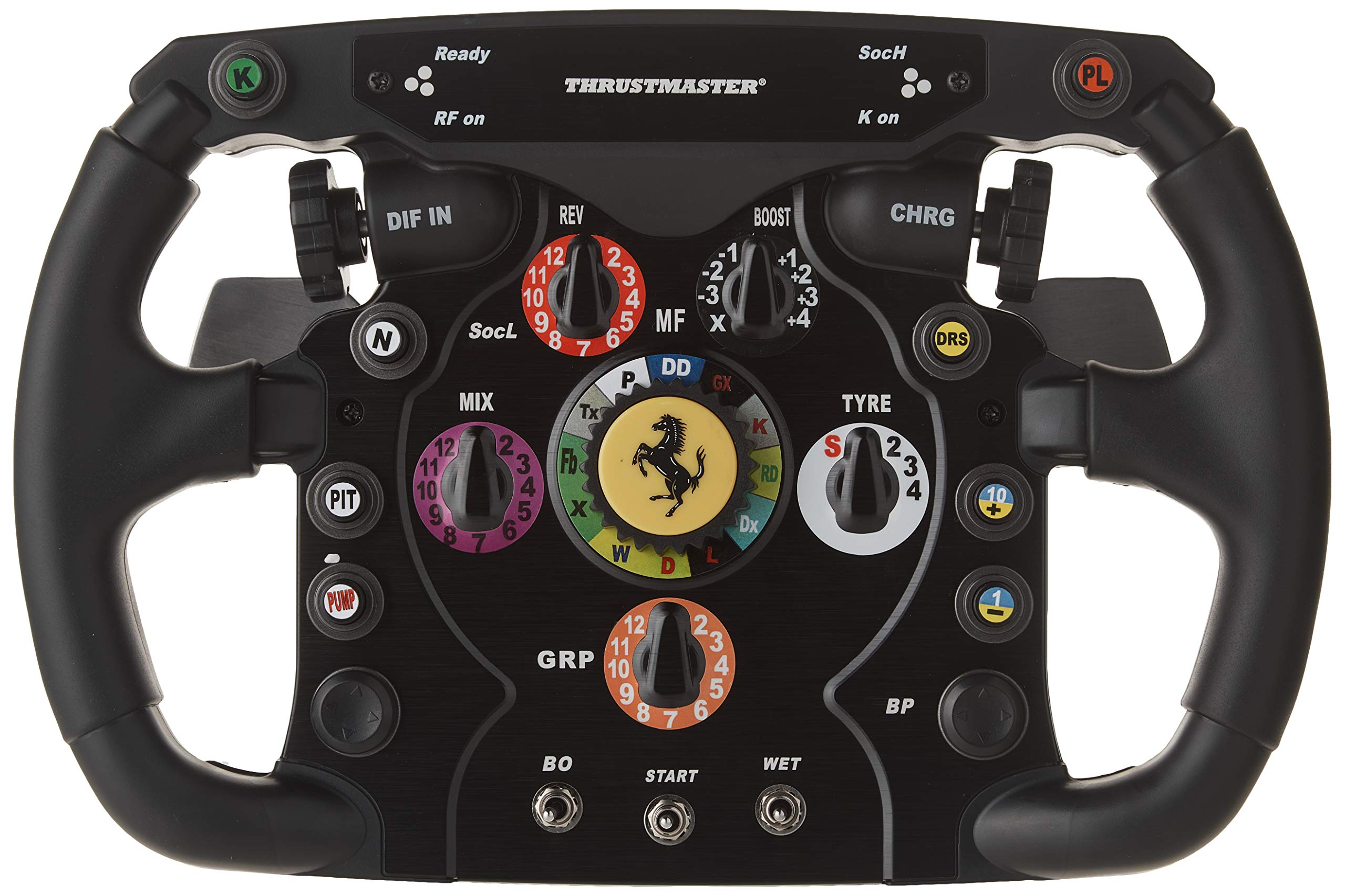 Thrustmaster Ferrari F1 Wheel Add-On for PS3/PS4/PC/Xbox One by ThrustMaster
