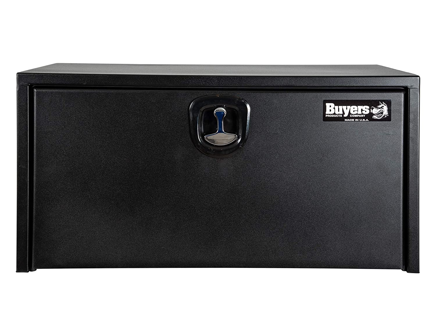 Buyers Products 1732505 Textured Matte Black 18x18x36 Inches Truck Box
