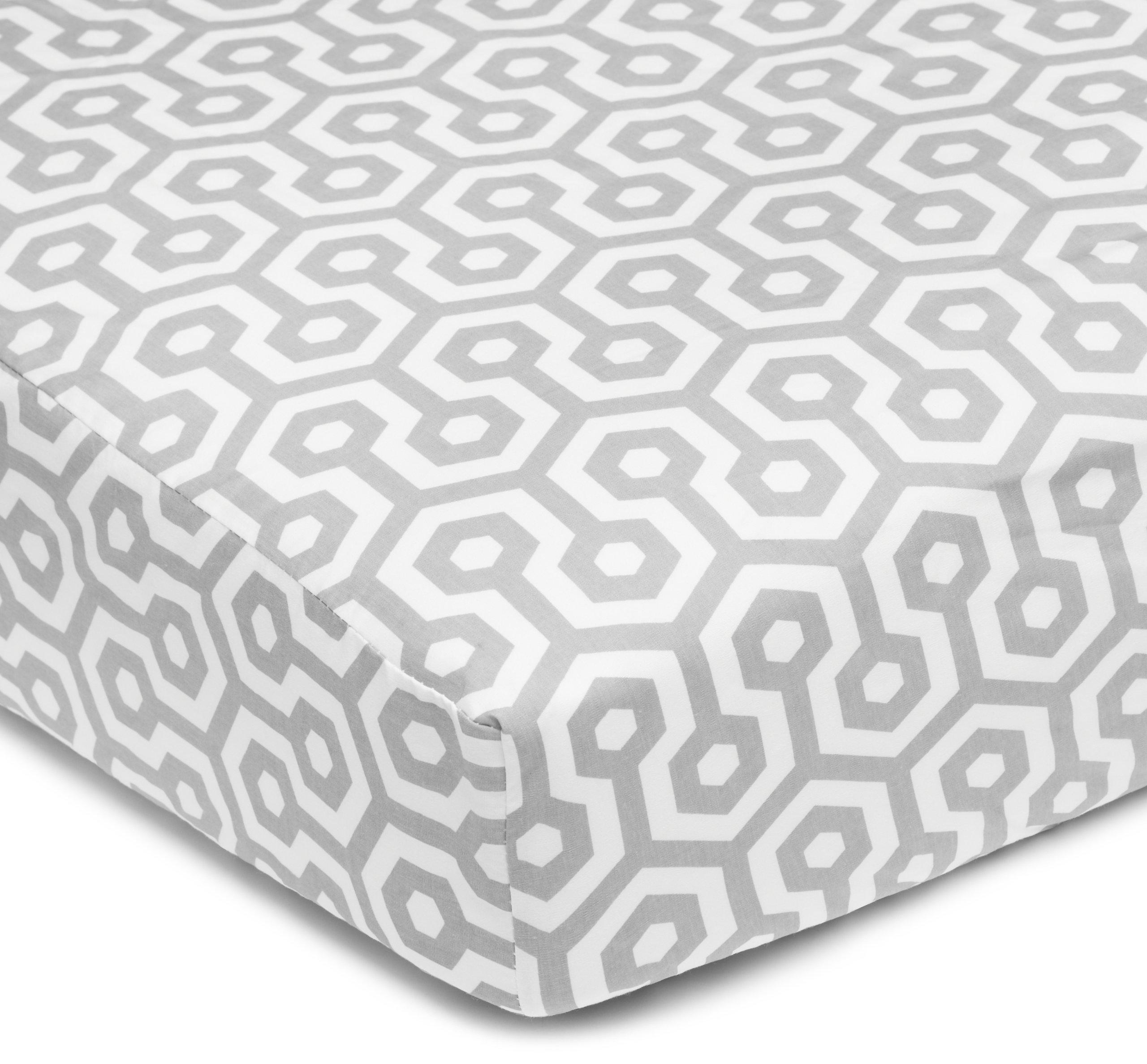 Amazon Com American Baby Company 100 Cotton Percale