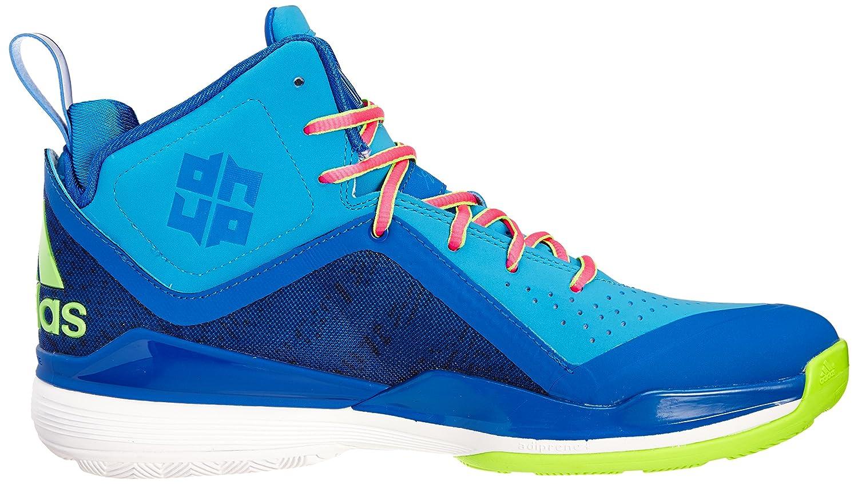 Adidas D Howard 5 Mens Basketball Trainers D73948, - light Blue / Blue, 7.5  UK: Amazon.co.uk: Shoes & Bags