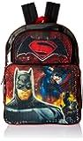 "Batman SUCAR v/s Superman Cargo Backpack, 16"""