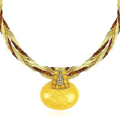 Schmuck Weihnachten.Signore Signori Retro Ovale Aussage Halskette Handgemachte Mode Schmuck Weihnachten Geburtstag Geschenk
