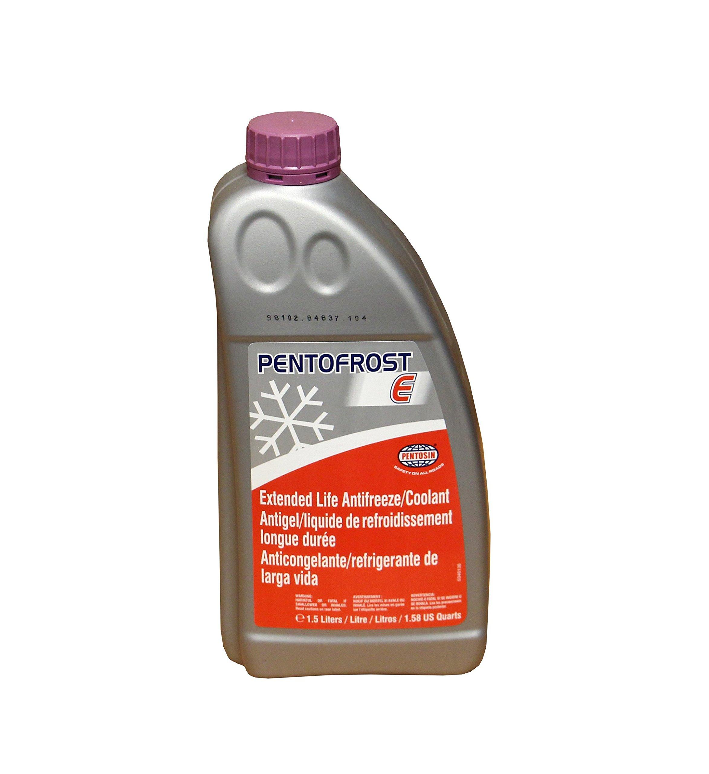 Pentosin 8113106-C Pentofrost E Multipurpose Antifreeze Concentrate - 1.5 Liter (Case of 12) by CRP Automotive