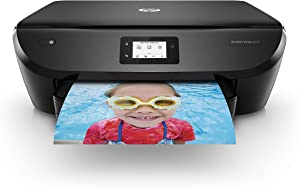 HP ENVY Photo 6222 Wireless All-in-One Printer with Craft it! Bundle - Craft software, photo paper, and supplies included (K7D05A) (Renewed)