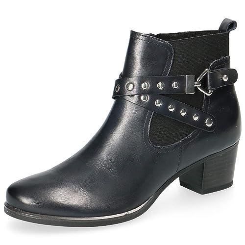 CAPRICE BLACK NAPPPA 022 Stiefelette Stiefel Damen Schuhe