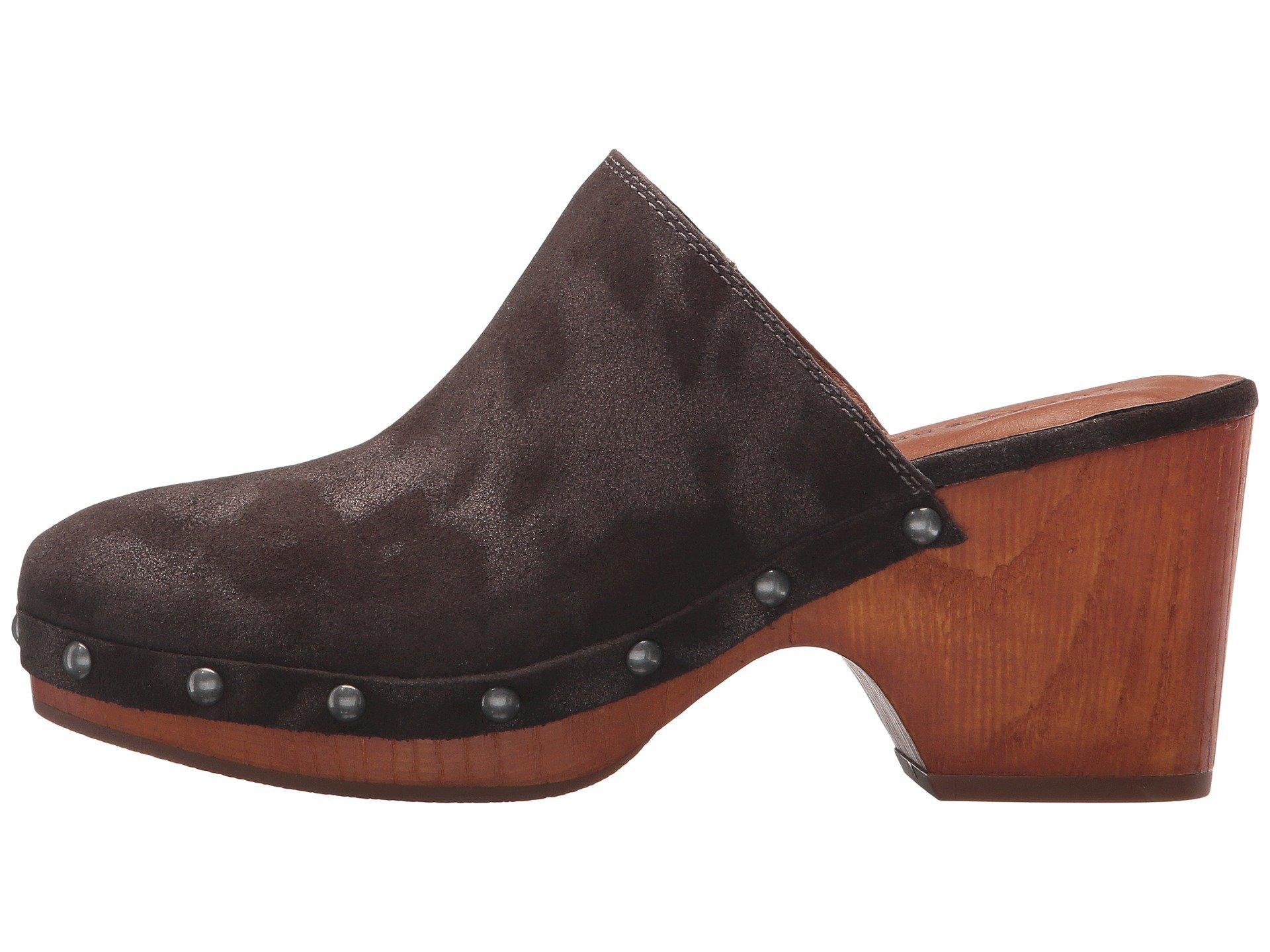 Lucky Brand Women's Yeats Clog, Bracken, 8 Medium US