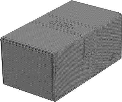 Amazon.com: Caja con cubierta para almacenar 200 tarjetas ...