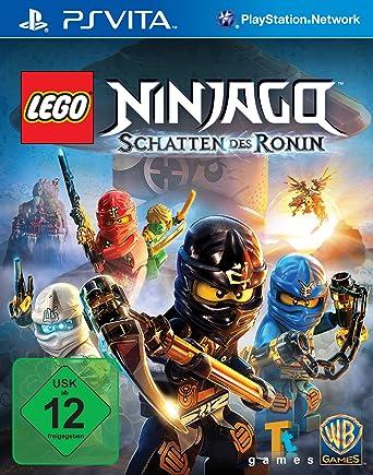 Lego Ninjago Schatten Des Ronin German Version Amazoncouk Pc