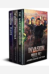 Invasion Boxed Set: Outcast Marines, Books 4-6 (Outcast Marines Omnibus Book 2) Kindle Edition