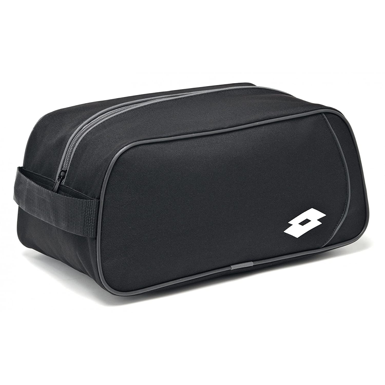 Lotto Team II Shoe Bag (One Size) (Black/White) UTRW5141_1