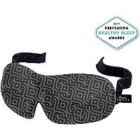 Bucky 40 Blinks Comfortable, Contoured, No Pressure Eye Mask for Travel & Sleep