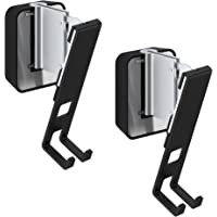 Vogel's Speaker Wall Mount for SONOS Play - Sound 4201 B for Play 1, Black (Double Pack)