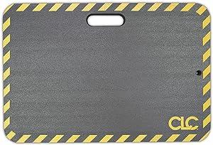 CLC Custom Leathercraft 302 Medium Shock Absorption Kneeling Pad, 14 x 21-Inch,Black
