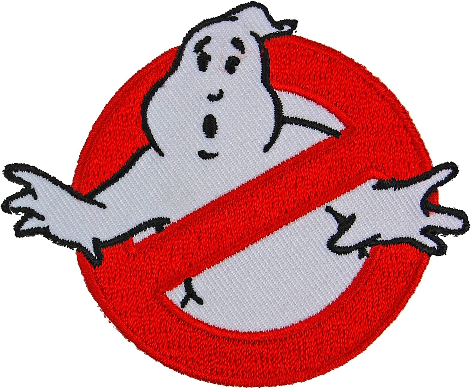 Pop Art Products Ghostbusters patch Logo badge Halloween Costume ...