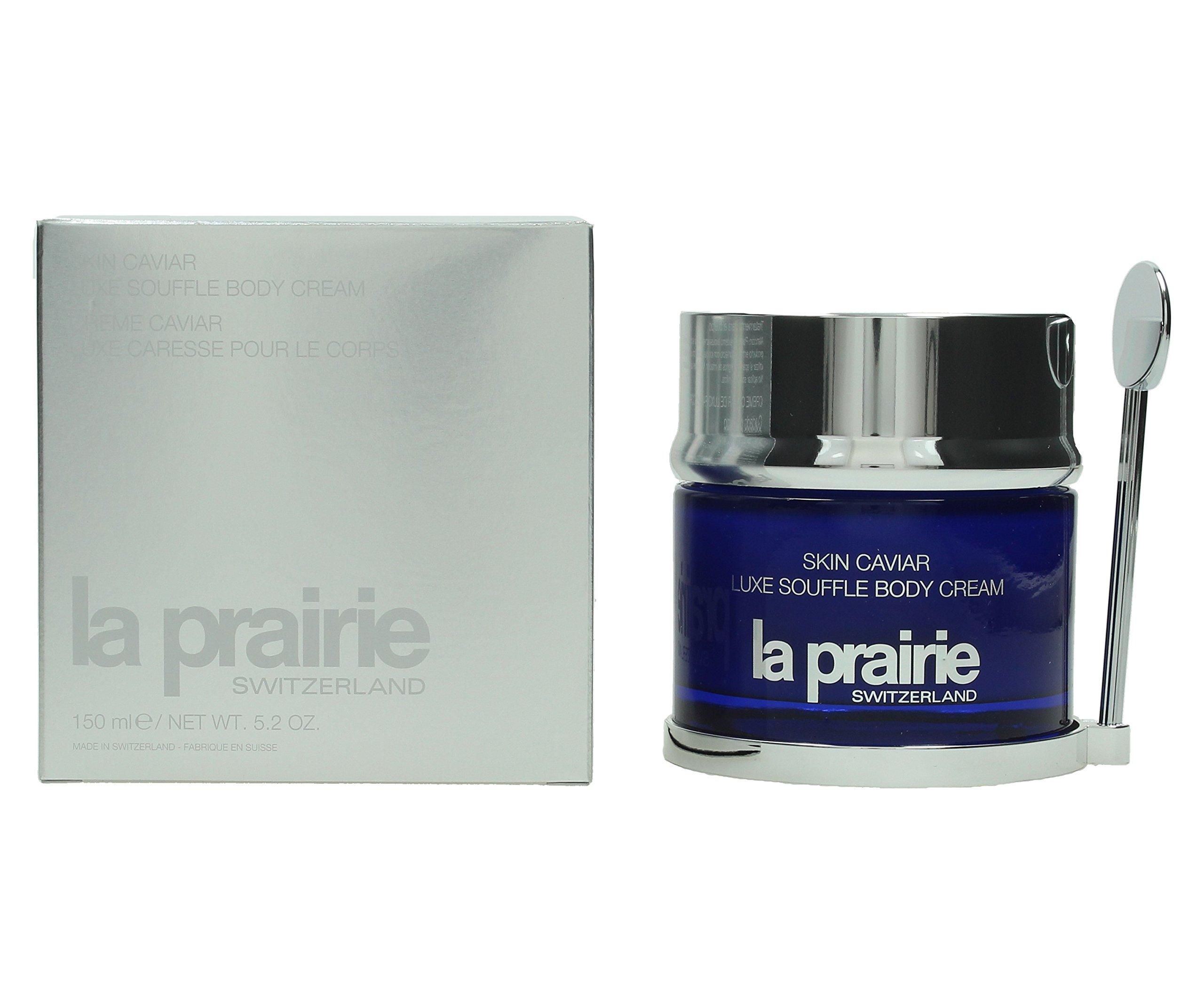 La Prairie Skin Caviar Luxe Souffle Body Cream for Women, 5.2 Ounce