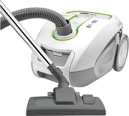 Ufesa AC5000 Aspirador con bolsa, 700 W, Blanco y verde: Amazon.es: Hogar
