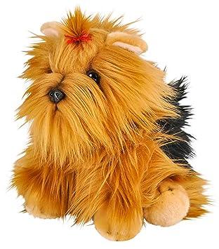 Amazon Com Wildlife Tree 12 Stuffed Yorkshire Terrier Dog Plush
