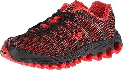 K-Swiss - Zapatillas de running para hombre Rojo rojo: Amazon.es: Zapatos y complementos