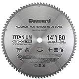 Concord Blades ACB1400T080HP 14-Inch 80 Teeth TCT