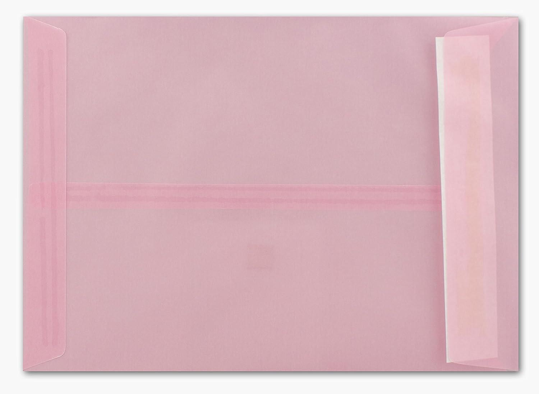 Transparente Umschläge DIN C5   200 Stück     Pastell-Orange-transparent mit seitlicher Verschlusslasche   Haftklebung   162 x 229 mm   Moderne Umschläge für Einladungen, Promotions, Giveaways B076CR69FF | Elegantes und robustes Menü  d46a38